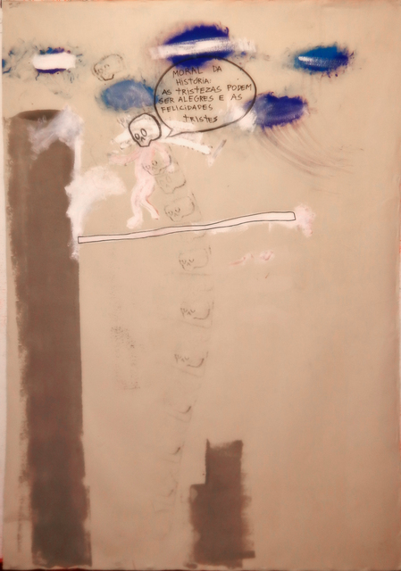 , 'Sobre moral ,' 2017, Mercedes Viegas Arte Contemporânea
