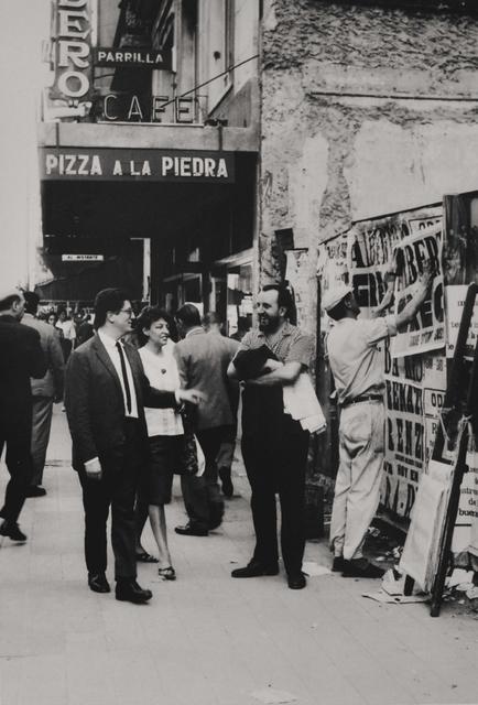 , 'Alberto Greco. ¡Qué grande que sos!,' 1961-2006, Del Infinito