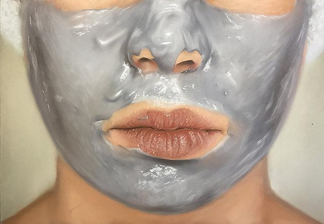 , 'Face Mask,' 2017, Cynthia Corbett Gallery