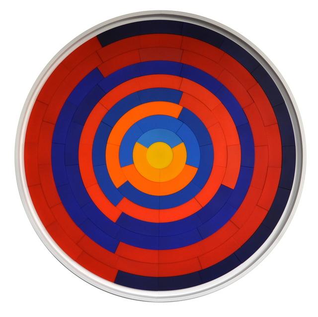 Philippe Leblanc, 'Fibocircles YBO', 2017, MvVO ART