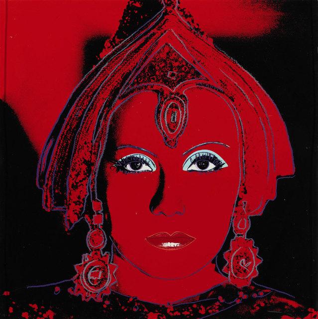 Andy Warhol, 'The Star (Greta Garbo)', 1981, Dorian Grey Projects