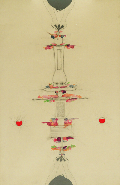 , 'Tra sé e sé , (Between self and self),' 1987, Noire Gallery