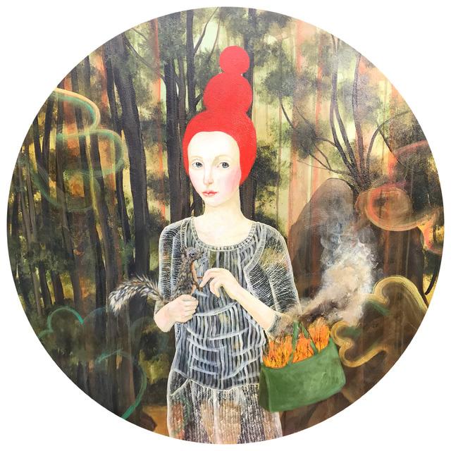 , 'I Miss It Already,' 2018, Patricia Rovzar Gallery