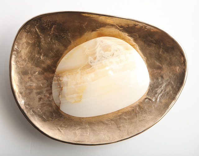 , 'Oyster Sconce,' 2013, Maison Gerard