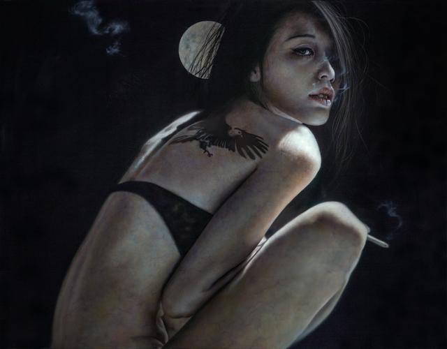 , 'Ashen face -『Chiu Yu Fei』,' 2015, Aki Gallery