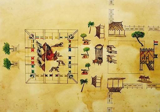 , 'Map of Rampogan Siluman Macan,' , The Columns Gallery