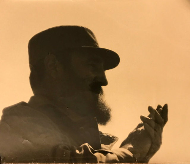 , 'Fidel Clapping,' ca. 1960, Rebekah Jacob Gallery