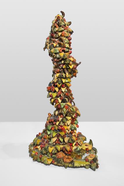 , 'Yellow Spiral/Farm IV,' 1978, Simone DeSousa Gallery
