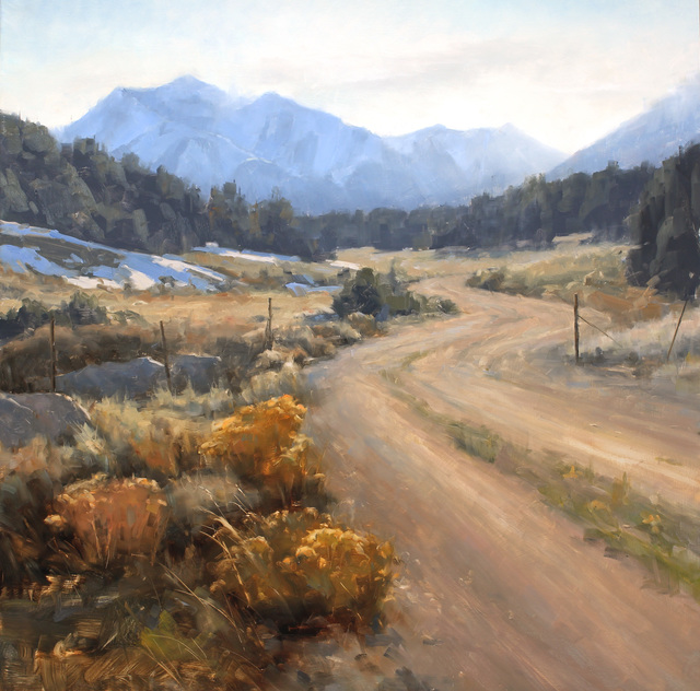 , 'Road to the Sun,' 2016, Abend Gallery