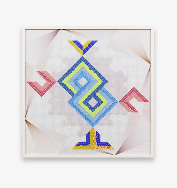 , 'Stitch Statue – Trustworthy #289,' 2016, Barbara Wien