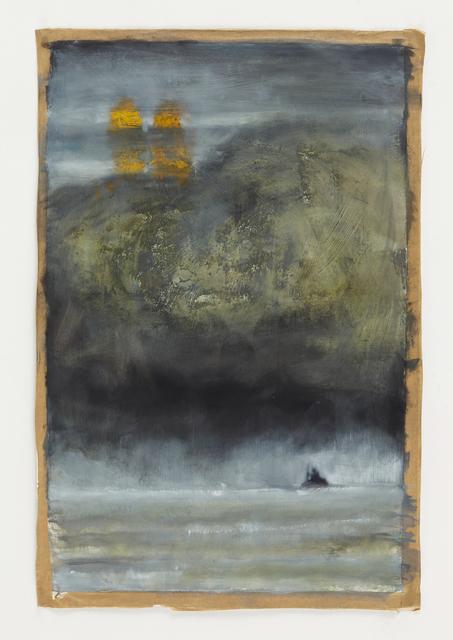 , 'Split,' 2014, Klowden Mann