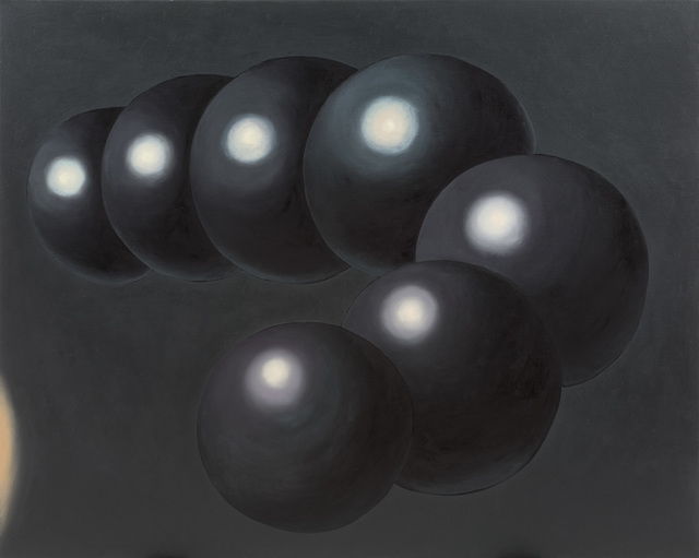 , 'Balls,' 2018, Hunsand Space