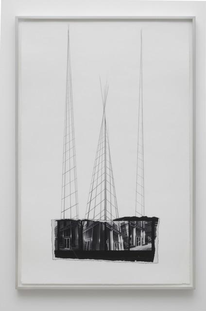 , 'Skyscraper House,' 1999, Edward Cella Art and Architecture