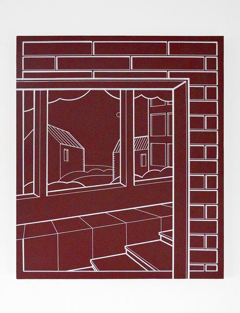 Heath West, 'Ville de Fourier', 2019, Galleri Urbane