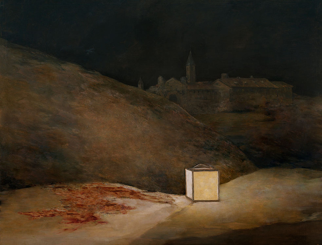 , '3 de Mayoi,' 2008, Pilar Serra