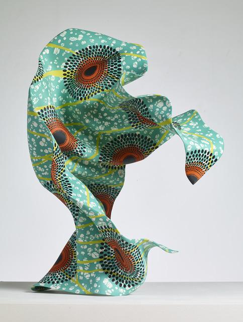 , 'Material I,' 2017, James Cohan