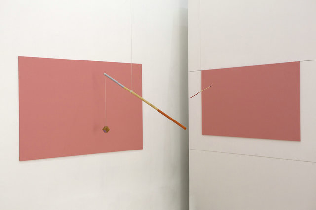, 'Untitled (Pink),' 2015, EGG Gallery