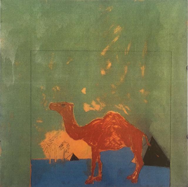 , 'Il deserto e l'oasi,' 1982, Jerome Zodo Gallery