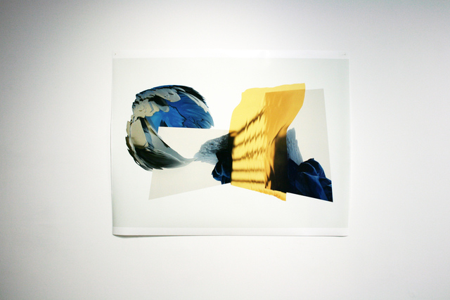 , 'Sfumato Memories,' 2016, Galerie Christophe Gaillard