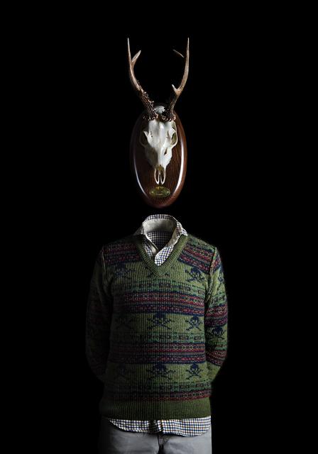 Miguel Vallinas, 'Ceci n'est pas un trophée de chasse', ca. 2017, Van Rensburg Galleries