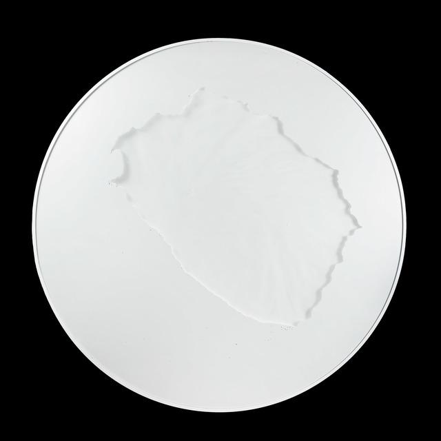 , 'Circulo Blanco Blanco,' 2017, Espace Meyer Zafra