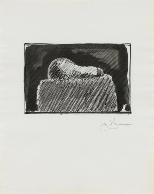 , 'Light Bulb,' 1976, Susan Sheehan Gallery