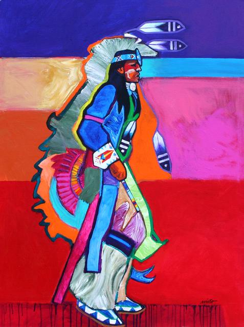 , 'Traditional Dancer,' 2013, Ventana Fine Art