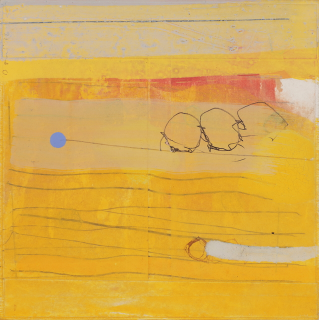 , 'Yellow and Friends,' 2016, CYNTHIA-REEVES
