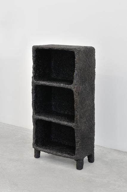 , 'Bronze shelf,' 2014, Almine Rech Gallery