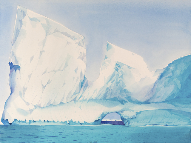 , 'Arthur Harbor, Antarctica,' , Dowling Walsh