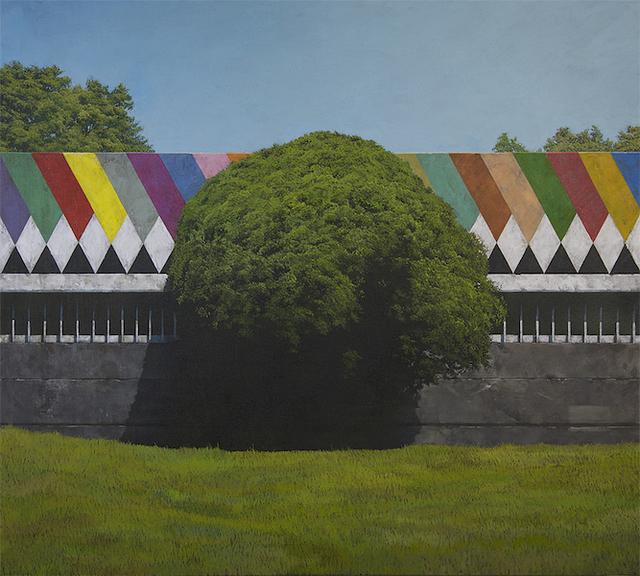 , 'CEREBRO,' 2016, parts gallery