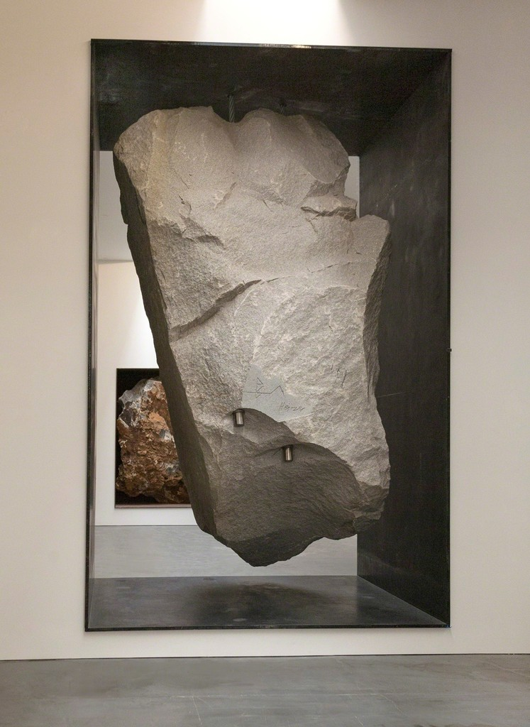 © Michael Heizer. Photography by Robert