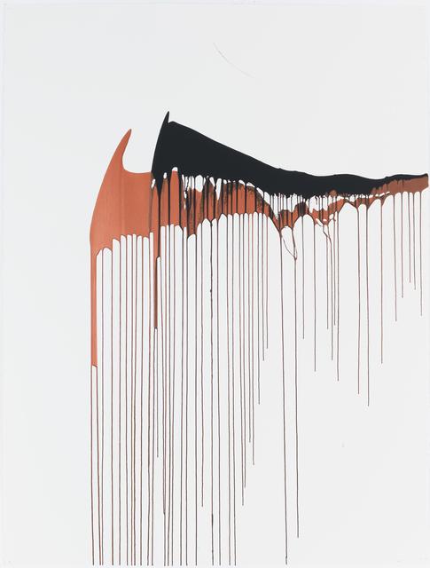 , 'Ruissellement,' 2014, Phosphorus & Carbon