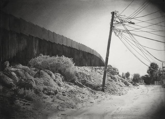 , 'Wires,' 2017, Castor Gallery