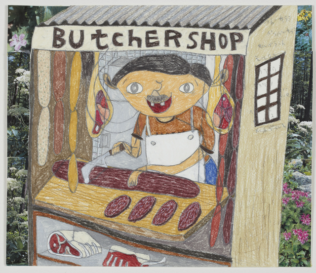 , 'Butcher shop,' 2013, Tomio Koyama Gallery