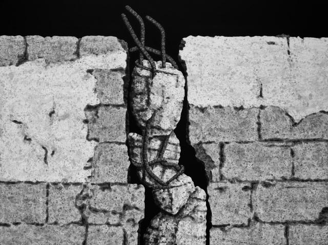 , 'In the Wall,' , Lois Lambert Gallery