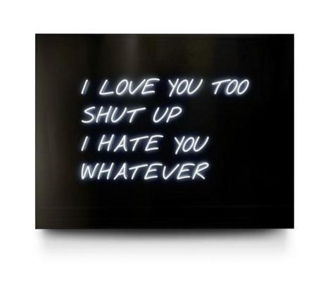 , 'I Love You Too,' 2013, Contessa Gallery