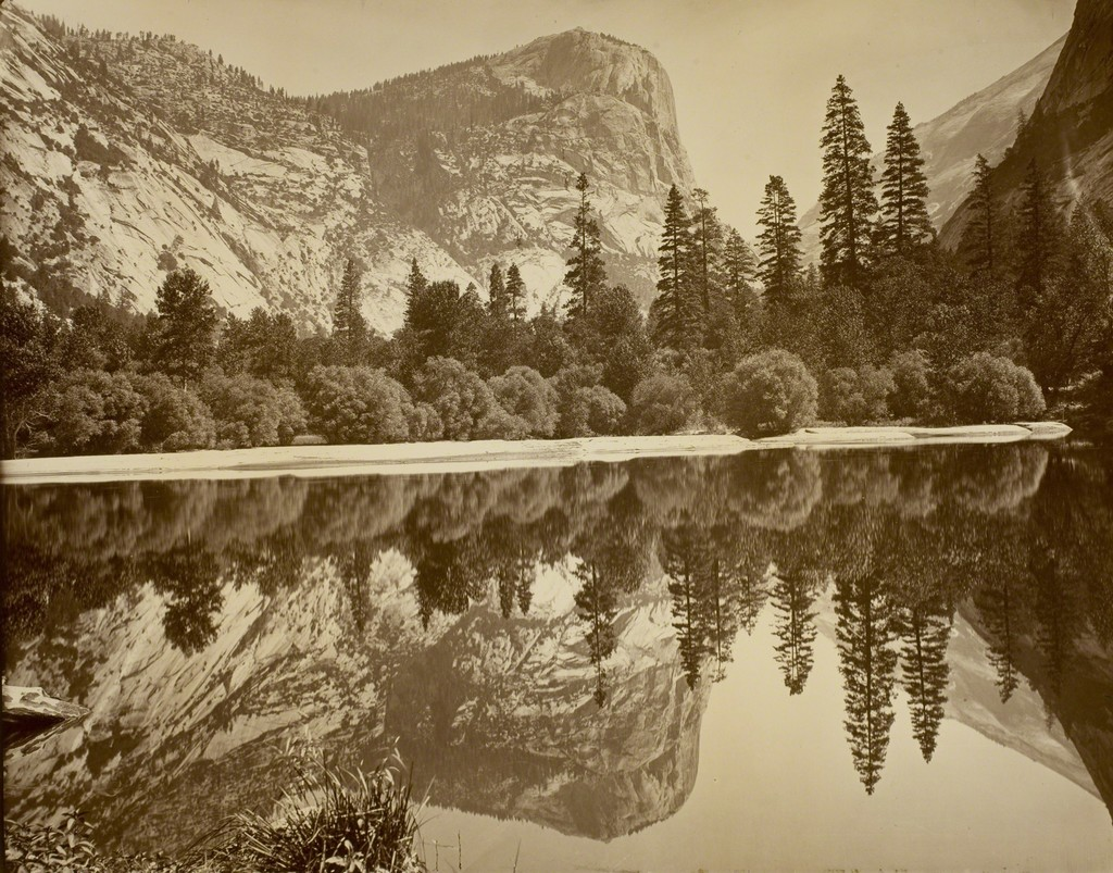 Mirror Lake and Reflections