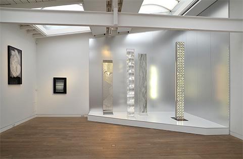 Mack. Korresondenzen |installation view | Beck & Eggeling, Düsseldorf 2016