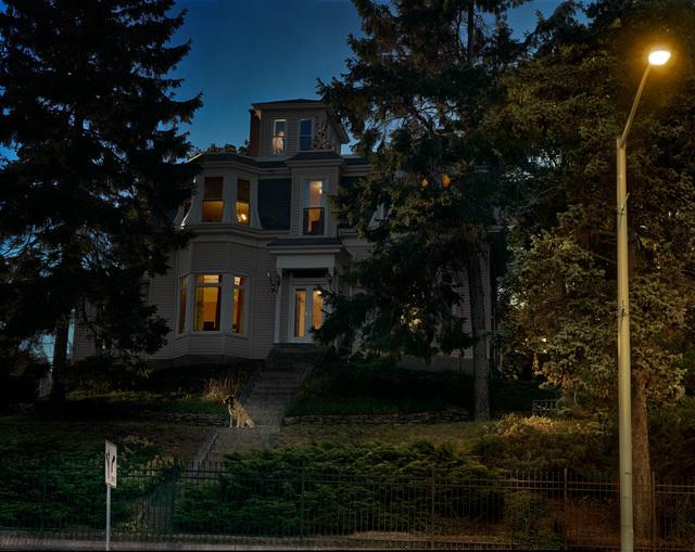 , 'Haskell's House,' 2010, Jackson Fine Art