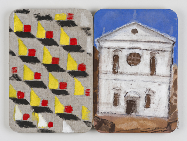 , 'The Stones of Venice San Sebastiano Diptych,' 2015, Marlborough London
