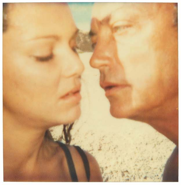 Stefanie Schneider, ''Untitled 02' (Immaculate Springs - feature film) - Starring Jacinda Barrett and Udo Kier', 1998, Photography, Analog C-Print (Vintage Print), hand-printed by the artist, based on an expired Polaroid, Instantdreams