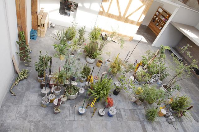 , 'Esquema para una oda tropical,' 2005, Taka Ishii Gallery