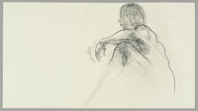 , 'Untitled (Sitting pose),' 2016, Brooklyn Museum