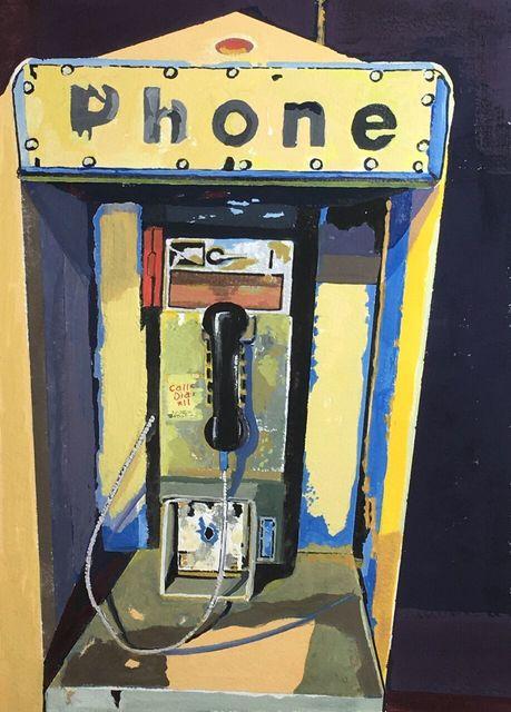 , 'Call Waiting,' 2016, Ro2 Art
