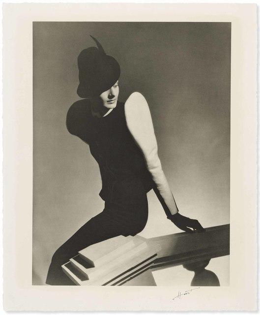 Horst P. Horst, 'White Sleeve, Vogue, Paris', 1939, Christie's
