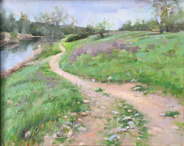 , 'Spring Trail,' 2016, Gallery 1261