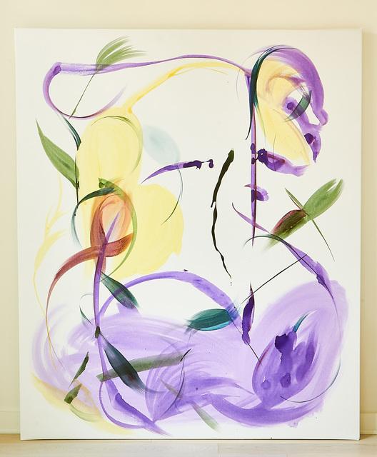Yanyan Huang, 'Purple Poem', 2019, CFHILL