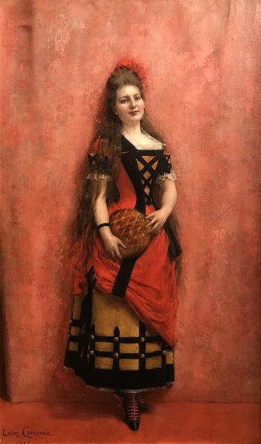 , 'Portrait of Jeanne Marie Thérèse Lebaudy, Comtesse de Fels,' ca. 1887, Anthony's Fine Art