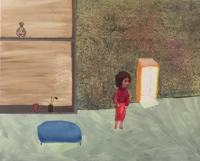 , 'A Little Stranger Too,' 2016, Lawrence Alkin Gallery